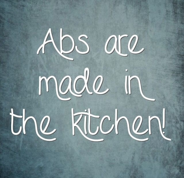 Abs are made in the kitchen – Leckeres Fit Food – ein Widerspruch?