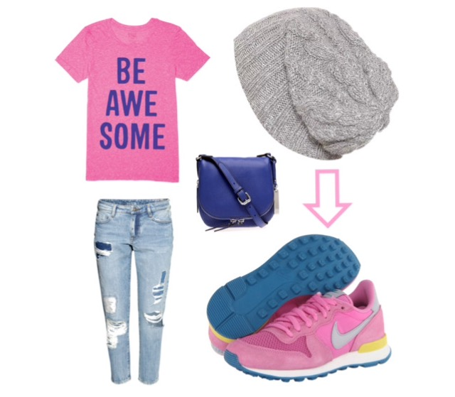 Outfit of the Week 1. Februar-Woche