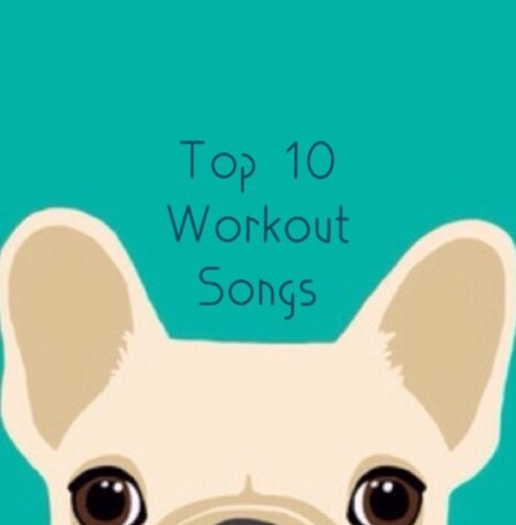 Top 10 Workout Songs! Legales Doping!