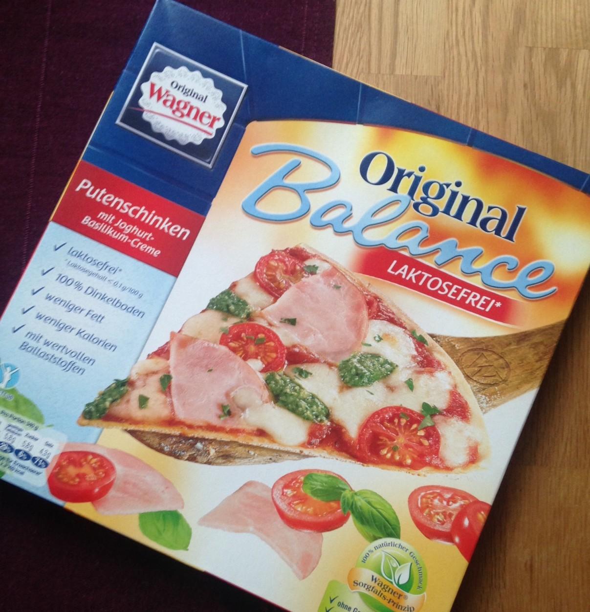 lovetobefit.de-tested: Balance Pizza für den schnellen Hunger