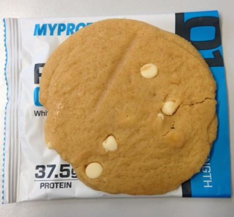 lovetobefit.de-tested: Protein Cookies von My Protein