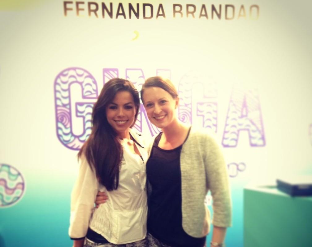 Das war die FIBO 2015 & mein Interview mit Fernanda Brandao