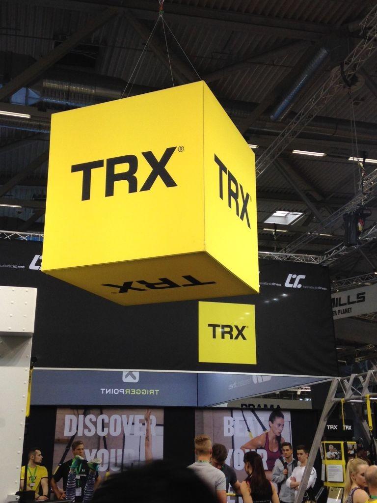 TRX FIBO Stand