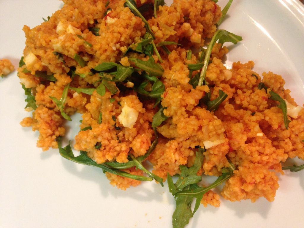 Fit Food Friday: italienischer CousCous Salat