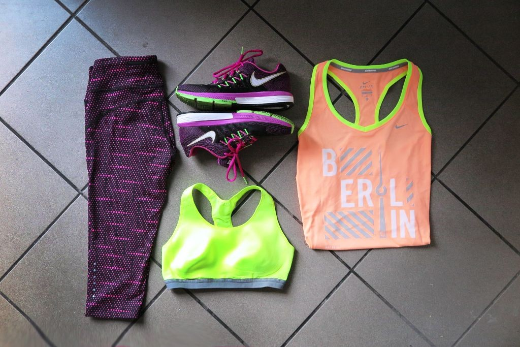 Raceoutfit Nike