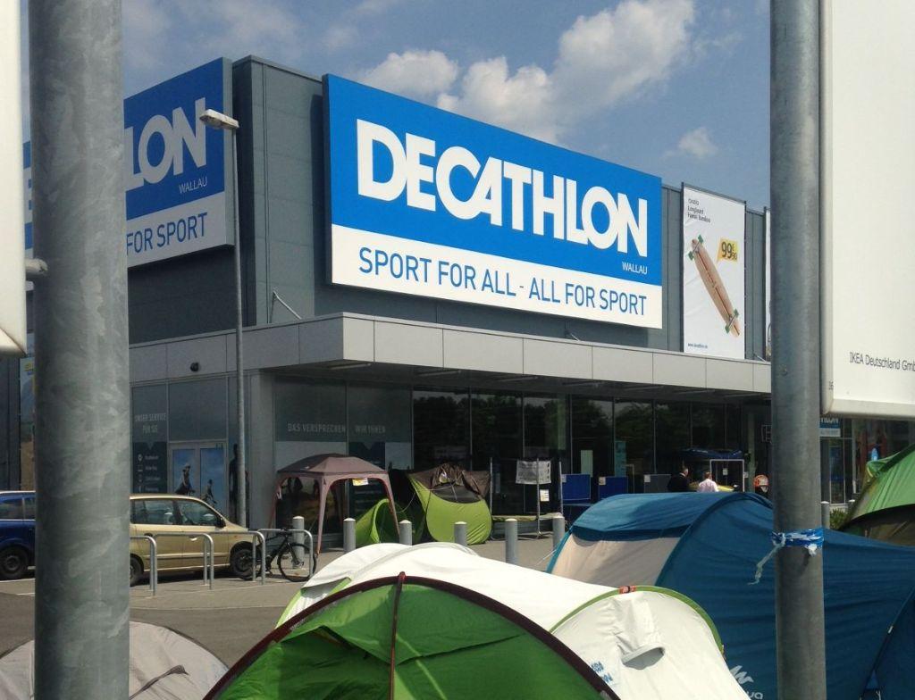 Decathlon – die günstige Alternative für dein Sportoutfit!
