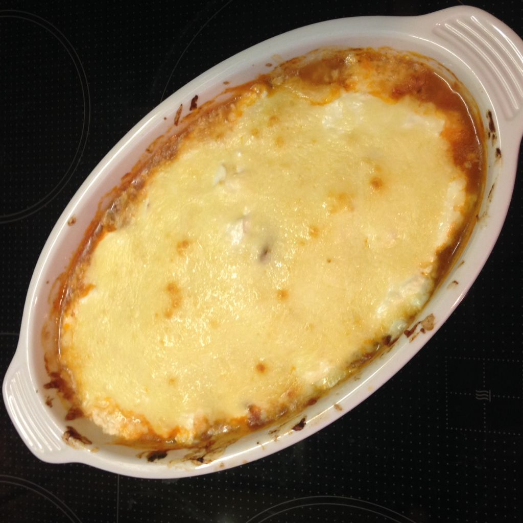 Fit Food Friday: LowCarb Protein Lasagne