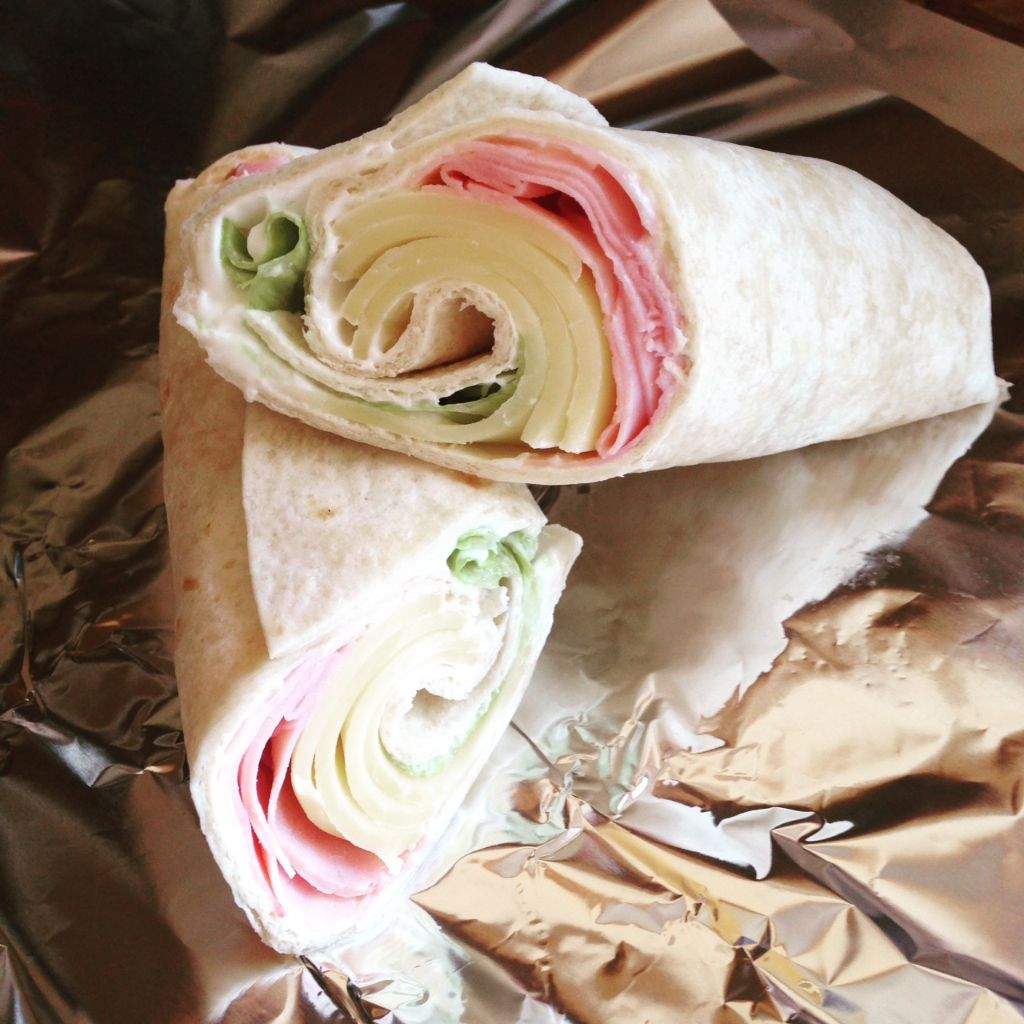 Fit Food Friday: Dreierlei Fitness Wraps!