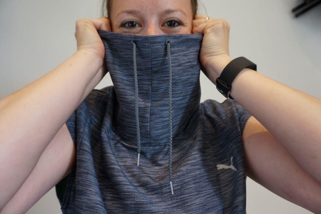Puma Yoga Cover Up