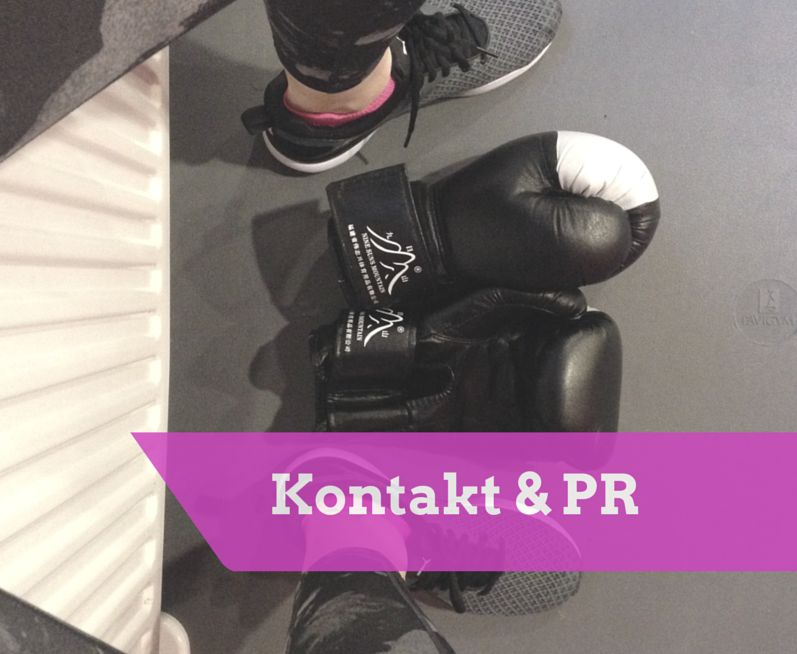 Kontakt & PR
