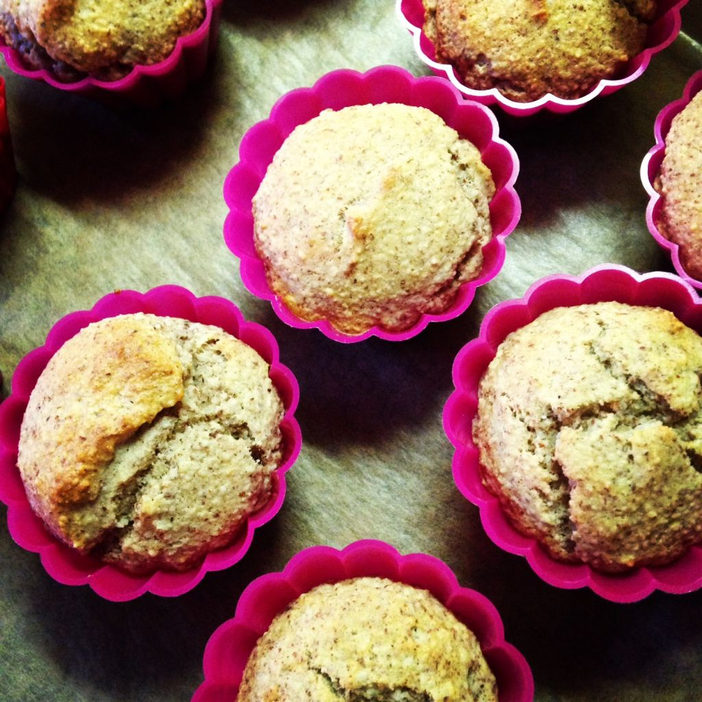 Fit Food Friday: Muffins ohne Mehl!