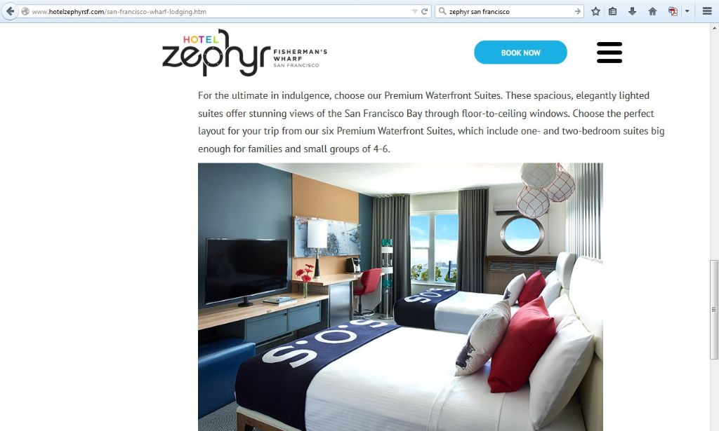 Hotel Zephyr Screenshot