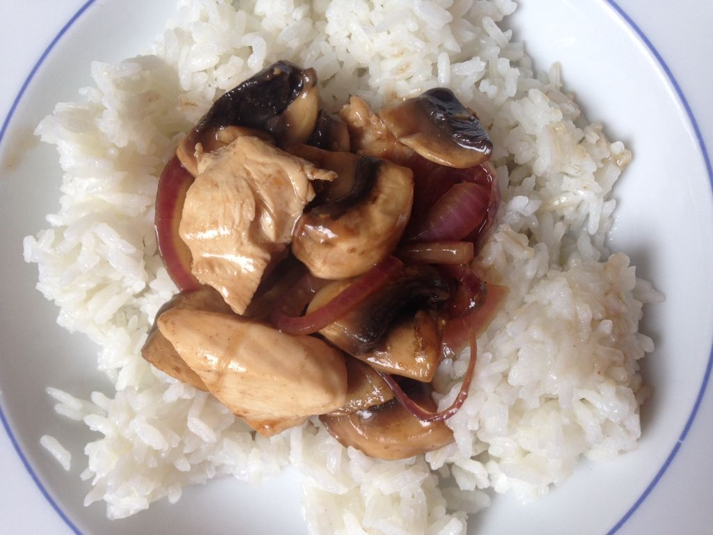 Fit Food Friday: Balsamico-Chicken