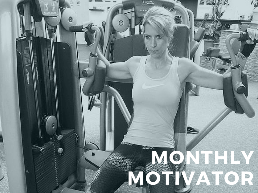 Monthly Motivator: @juliefit1207 Motivation von Nebenan!