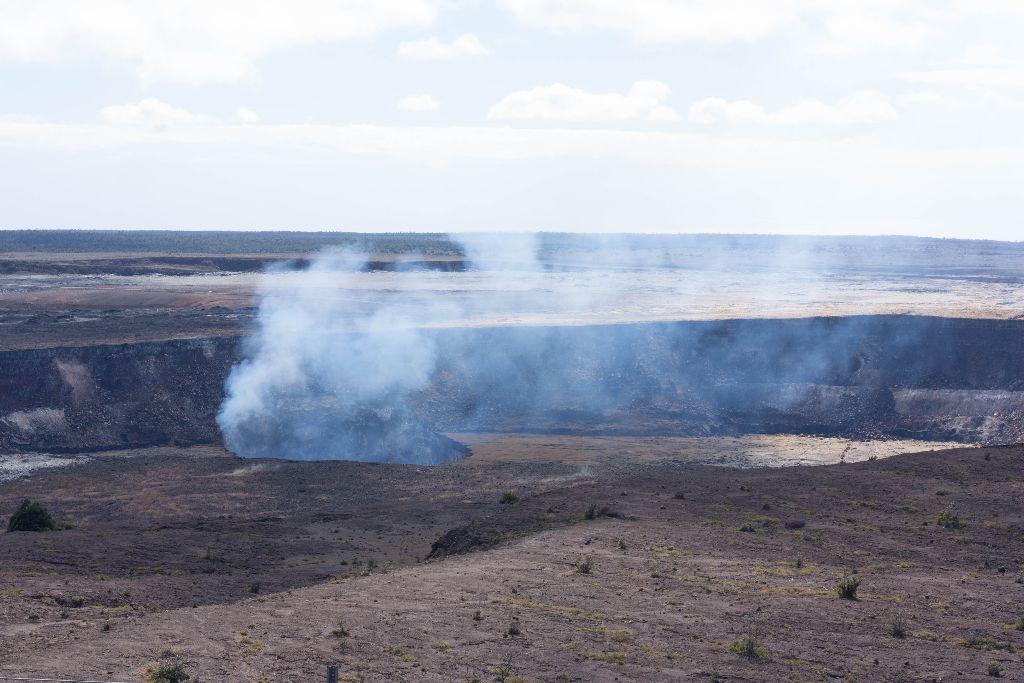 Flitterwochen-Hawaii-Kilauea