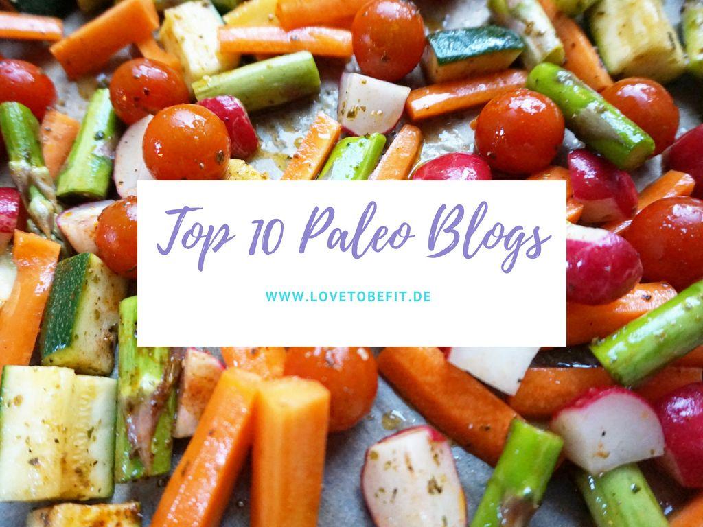 Meine liebsten Paleo-Blogs