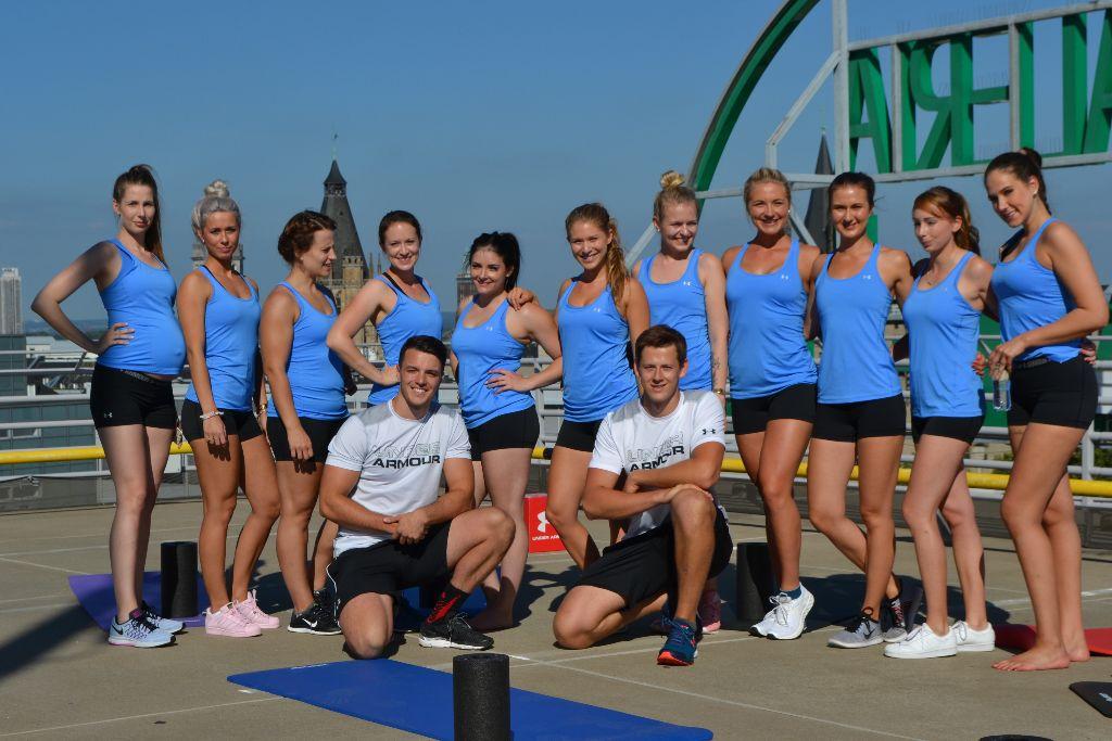 Das Move & Meet Fitness Blogger Camp von Galeria Kaufhof