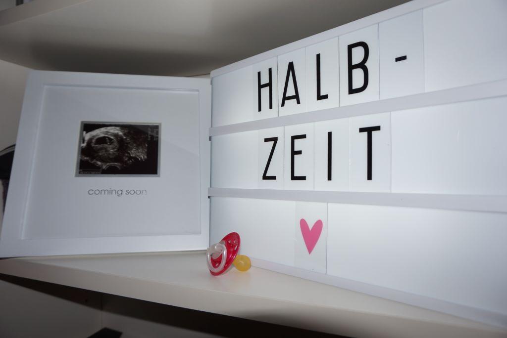 Schwangerschaftsupdate: Gender Reveal und Halbzeit!