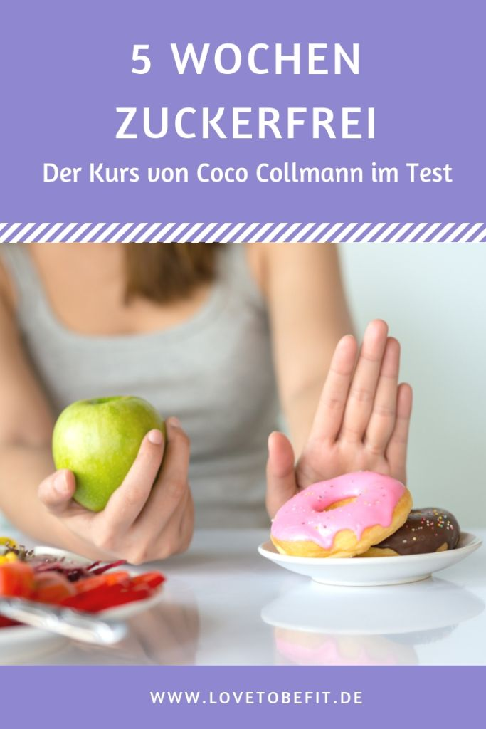 No Sugar Kurs Coco Collmann