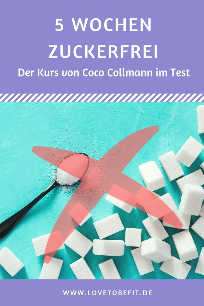 Zuckerfrei Coco Collmann